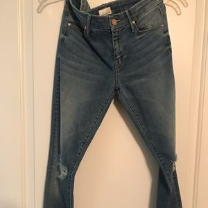 MOTHER LOOKER JEANS